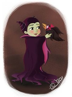 maleficent omg so cute