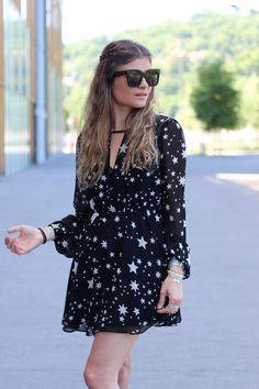 AMAZING summer outfit  @marieandmood #celine http://www.smartbuyglasses.com/designer-sunglasses/Celine/Celine-CL-41076/S-Tilda-807/BN-262000.html