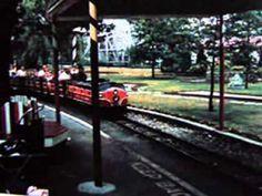 Lincoln Park - the Zephyr Train
