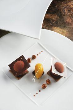 Recette de pâtisserie de Patrice Ibarboure