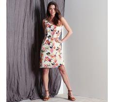 Voálové šaty s květinovým vzorem | blancheporte.cz #blancheporte #blancheporteCZ #blancheporte_cz #moda #fashion #exkluzivni #exclusive