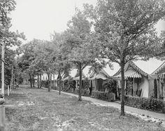 Houses Vintage Photos