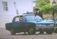 Rover P6 police