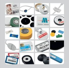 RFID & NFC tags for industry 4.0., precise production, efficient logistics and predictive smart maintenance.