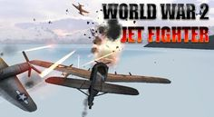 World war 2 Jet fighter for Android is very popular and thousands of gamers around the world would be glad to get it without any payments. Download Free World War 2 Jet Fighter Apk HD Android Game