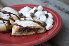 Smores In A Sleeping Bag | OAMC from Once A Month Meals | Freezer Friendly Appetizer | Tailgating