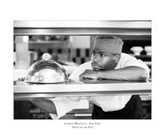 Charles Mwanyalo - Sous Chef 'Peace on the Pass'