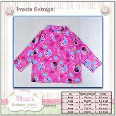 siticas pijama flanelado irmãs fronzen elsa e anna - disney