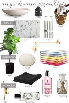 secret home essentials