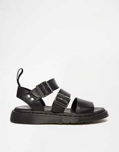 Image 2 of Dr Martens Shore Gladiator Reinvented Gryphon Strap Sandals