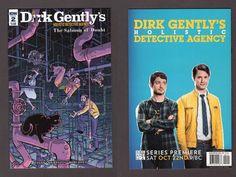 DIRK GENTLY SALMON OF DOUBT #2 IDW 2016 Comic Book Holistic Doug Adams TV  | Collectibles, Comics, Modern Age (1992-Now) | eBay!