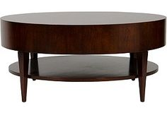 Catalina coffee table by Barbara Barry