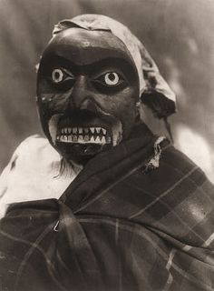 Edward S. Curtis, Kwakiutl dancer