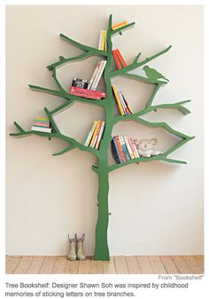 kids book shelve