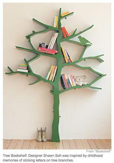 kids book shelve