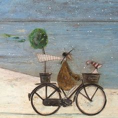 Sam Toft -- Picture Detail.  The Hat Thief