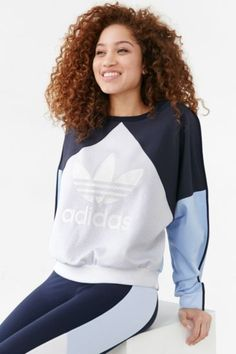 Shop adidas Originals Helsinki Crew-Neck Sweatshirt at Urban Outfitters today. We carry all the latest styles, colors and brands for you to choose from right here.