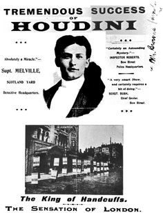 Tremendous Success of Houdini