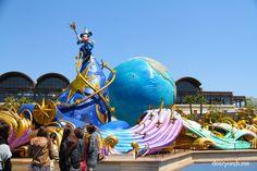 เที่ยวญี่ปุ่น ซากุระ (11) โตเกียวดิสนีย์ซี Tokyo Disney Sea ศาล ...