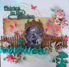 Layout: Fairies in the garden