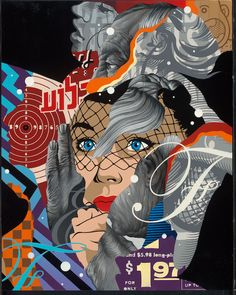 """Preview: Tristan Eaton's """"Changing the Subject"""" at Above Second Gallery"""