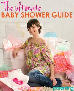 Planning a baby shower for yourself or a friend? We have advice for every step of the way -- from picking a theme to correlating invitations and games that everyone will enjoy. Get inspired by our ultimate baby shower guide!