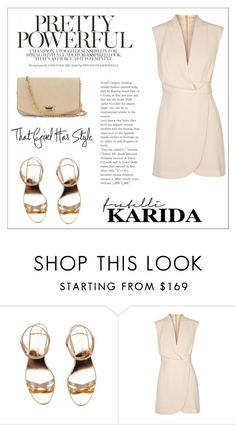 """""""Fratelli Karida"""" by vidrica ❤ liked on Polyvore featuring Finders Keepers, MaxMara, polyvoreeditorial and summersandals"""