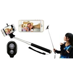 Bluetooth Selfie-Stick Selfie Stick, Bluetooth