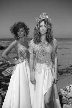 Krásne svadobné šaty z kolekcie Lior Charchy na leto 2015