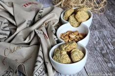 Sablés à la moutarde & aux graines (6) Bon Ap, C'est Bon, Lolo, Cereal, Cookies, Breakfast, Desserts, Stove Top Grill, Parchment Paper Baking