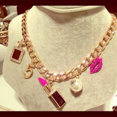💄Fashion Necklace💄 brandnew. super cute👠💋 Jewelry Necklaces