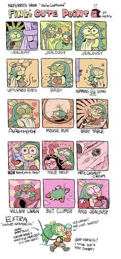 Cartoon Drawings, Cartoon Art, Ok Ko Cartoon Network, Cartoon Crazy, Steven Universe, Gamers Anime, Fandoms, Cartoon Crossovers, Cool Animations