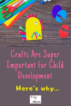 Learn how arts and crafts help build important developmental skills for children that are vital for life and learning. therapy activities for kids learning Preschool Speech Therapy, Art Therapy Activities, Preschool Activities, Educational Activities, Creative Activities For Kids, Crafts For Kids, Arts And Crafts, Infant Activities, Indoor Activities