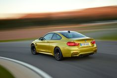 Other than the overly busy rear diffuser, the 2015 M4 is tastefully styled.