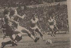 10 August 1985 Trevor Steven scores v Man Utd CHARITY SHIELD