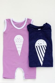 Ice cream tees are my fave