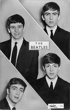 George Harrison, Richard Starkey, Paul McCartney, and John Lennon The Beatles, Foto Beatles, Beatles Photos, Ringo Starr, George Harrison, Paul Mccartney, John Lennon, Liverpool, Bob Dylan