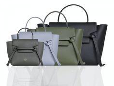 Celine Handbags, Best Handbags, Large Handbags, Celine Belt Bag Mini, Celine Trapeze Bag, Luxury Bags, Luxury Handbags, French Luxury Brands, Best Bags