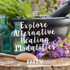 Not sure which film to watch? We've helped you out by categorizing our content into 'I Want To's' to help inspire and kick start your journey to wellness!  Today 'I Want To' --> https://www.fmtv.com/i-want-to/explore-alternative-healing-modalities