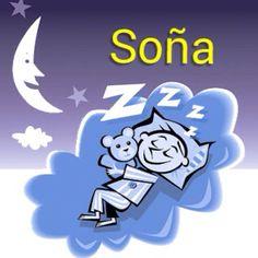 Dream | Mi a soña ku luna - I dreamed of the moon! Visit: henkyspapiamento.com  #papiamentu #papiamento #papiaments #aruba #bonaire #curacao #dream #dromen #soñar #sonhar