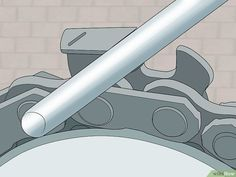How to Sharpen a Chainsaw: 13 Steps (with Pictures) - wikiHow