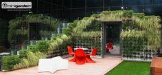 Minigarden Vertical muro verde en Microsoft Spain