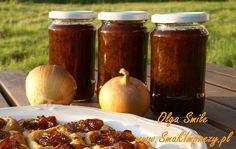 Marmolada cebulowa - przepis | Kulinarne przepisy Olgi Smile