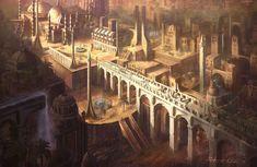 Caldeum - Characters & Art - Diablo III
