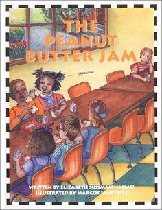 The Peanut Butter Jam from Health Press ... #peanutallergy