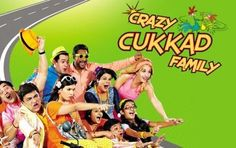 Poster Of Hindi Movie Crazy Cukkad Family (2015) Free Download Full New Hindi Movie Watch Online At all-free-download-4u.com