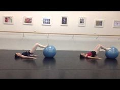 This is an exercise of rotation and extension - YouTube