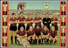 AC Milan team group in 1963.