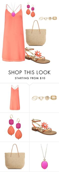 """Untitled #1112"" by takenbycy ❤ liked on Polyvore featuring Miss Selfridge, David Aubrey and Target"