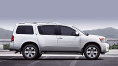 For 2014, the stylish and roomy Nissan Armada once again combines unbridled V8 engine power, premium interior comfort and a wide range of available technology, making it a standout in the full-size SUV segment.